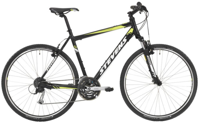 Crossbike Stevens 3X SX Gent Black 2016