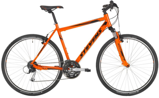 Crossbike Stevens 3X SX Gent Orange 2016