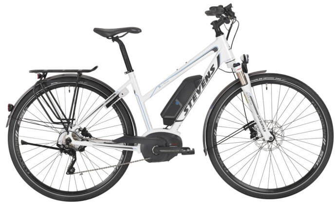 E-Bike Stevens E-Triton Lady White 2016