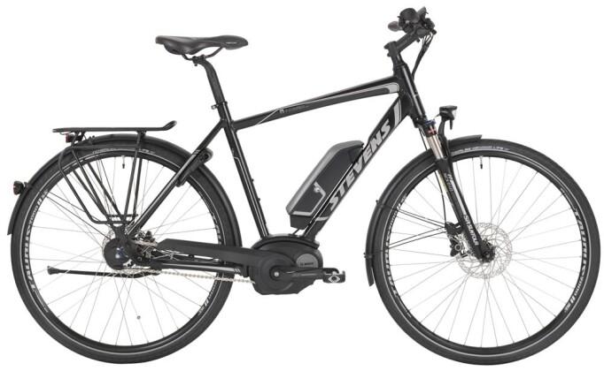 E-Bike Stevens E-Courier Disc Gent 2016