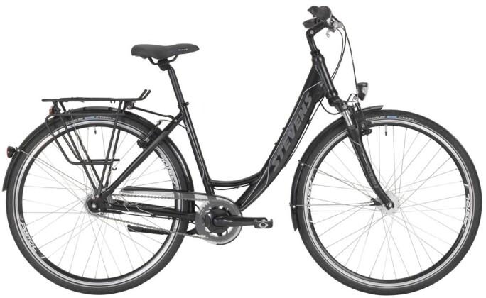 Citybike Stevens Corvara SX Forma Black 2016