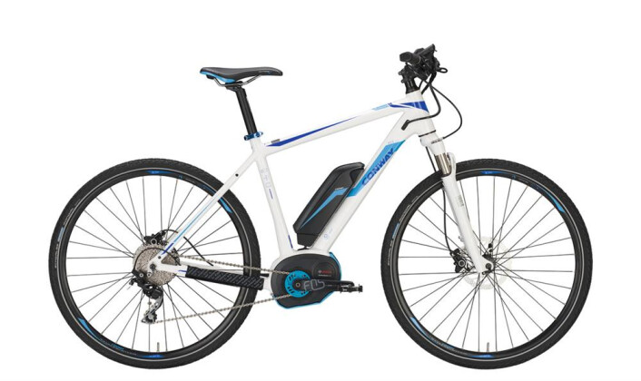 E-Bike Conway ECS 300 2016