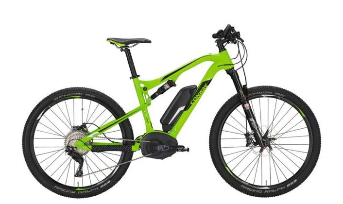 E-Bike Conway EMF 427 2016