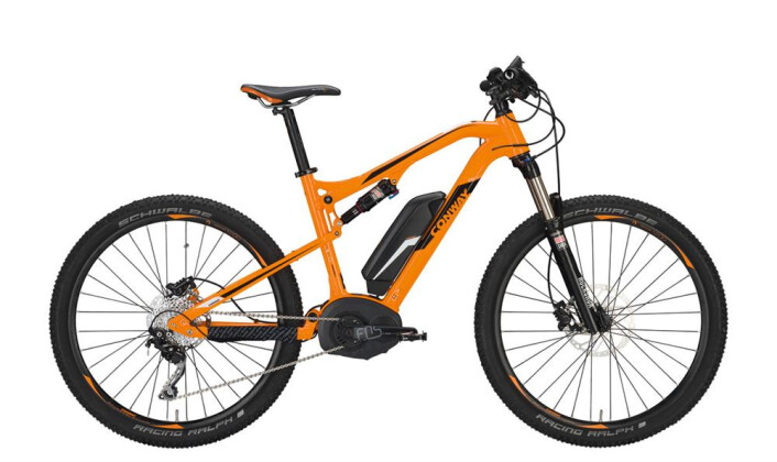 E-Bike Conway EMF 327 2016