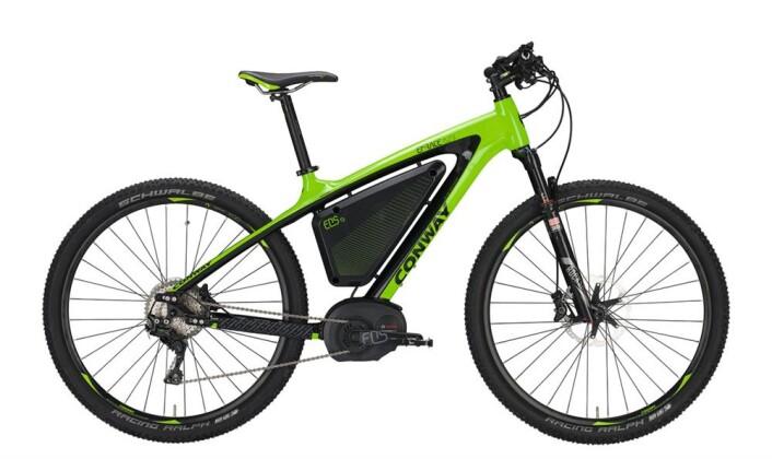 E-Bike Conway EMR 829 2016