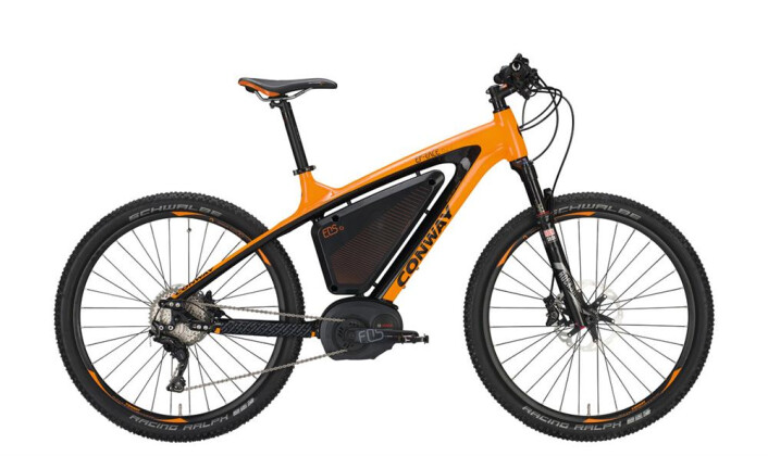E-Bike Conway EMR 827 2016