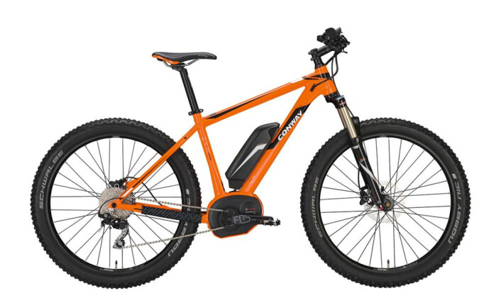 E-Bike Conway EMR 327 Plus 2016
