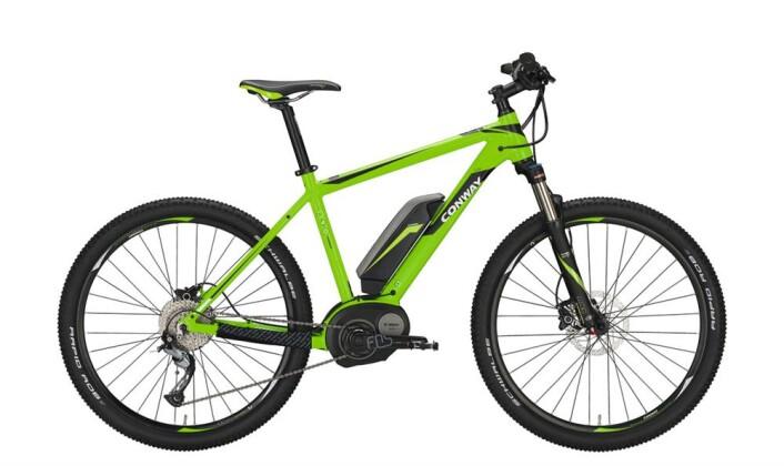 E-Bike Conway EMR 227 SE 2016