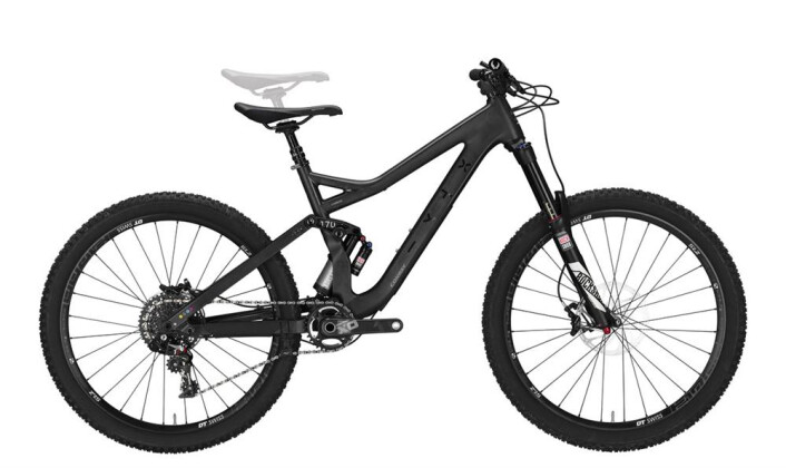 Mountainbike Conway WME 1027 CARBON 2016