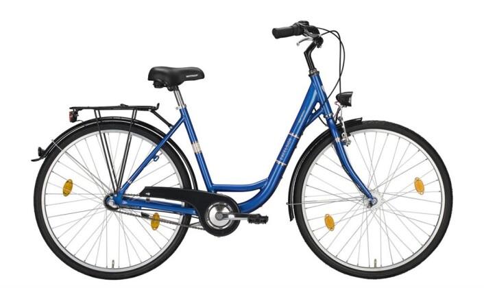 Citybike Excelsior Road Cruiser Alu ND 2016