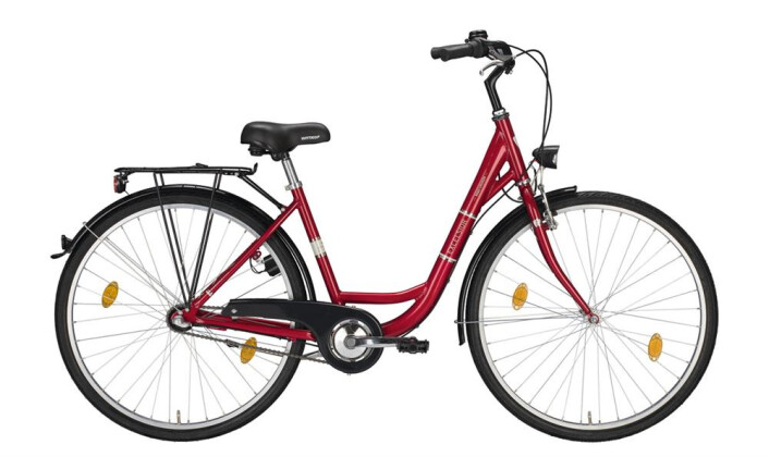 Citybike Excelsior Road Cruiser Alu 2016