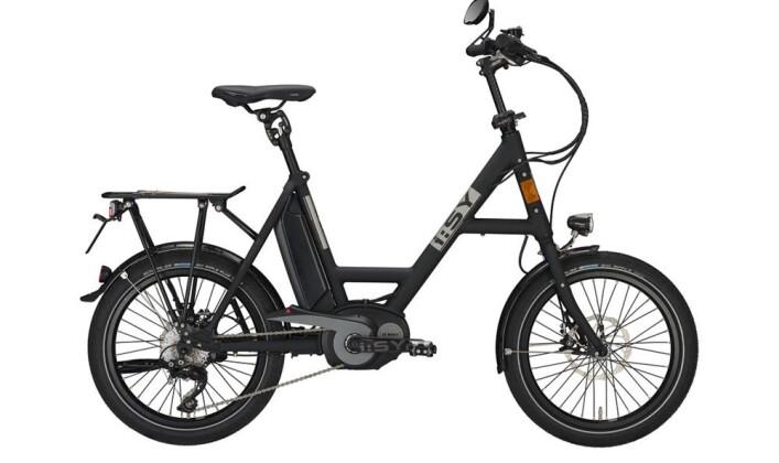 E-Bike i:SY Bosch Speed 2016