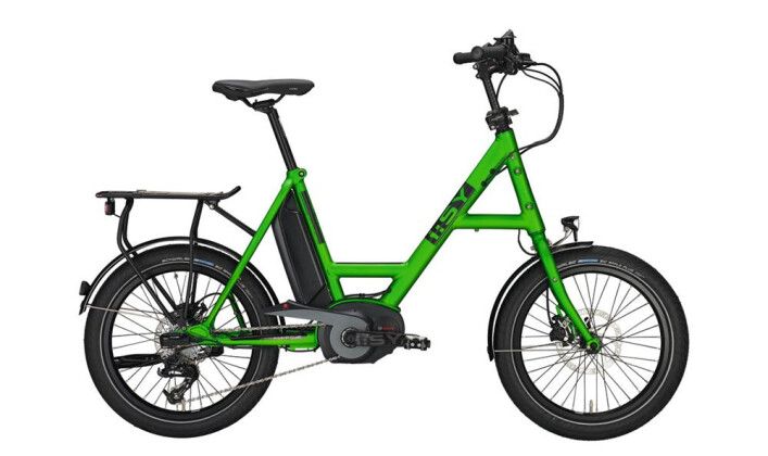 E-Bike i:SY Bosch Dual Drive 2016