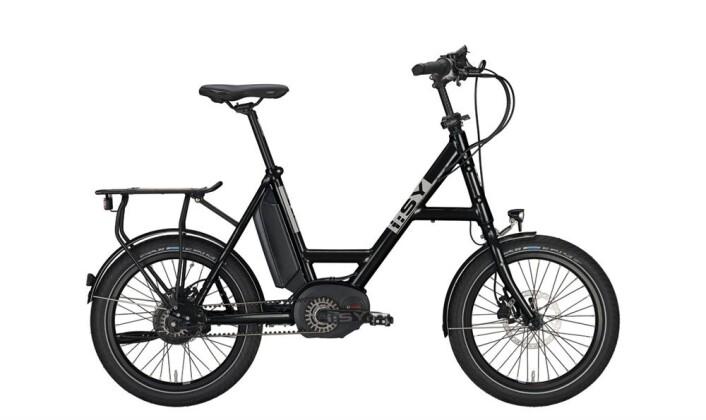 E-Bike i:SY Bosch Nu Vinci 2016