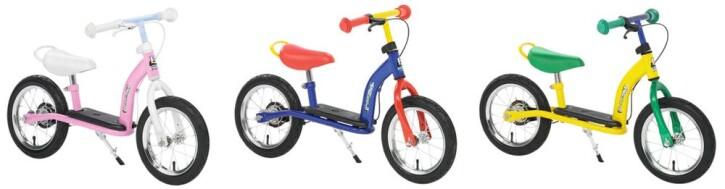 Kinder / Jugend Prince Scooter-Laufrad 2016