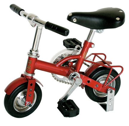 Spezialfahrzeug Qu-Ax Fun Mini-Bike 2016