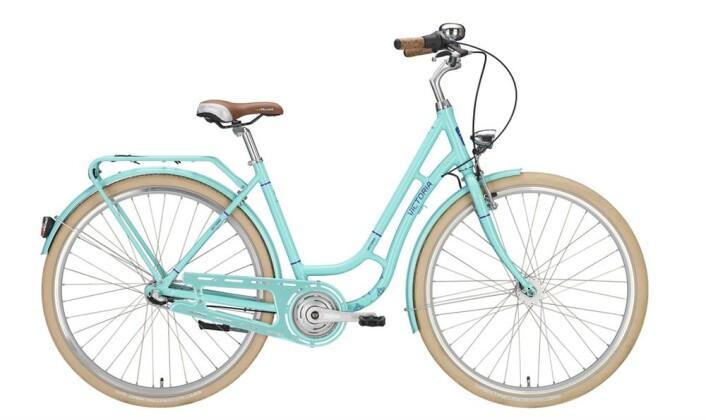 Citybike Victoria Retro 3.4 / 5.2 2016