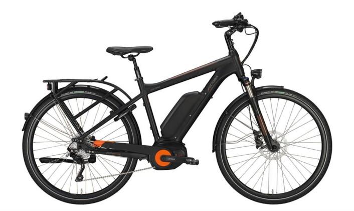 E-Bike Victoria e Manufaktur 10.7 2016