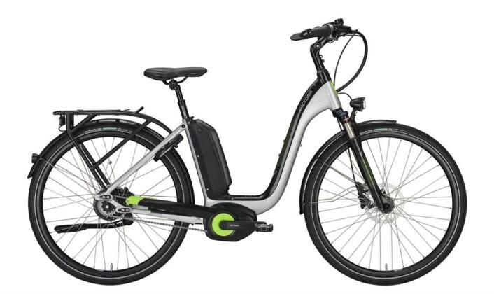 E-Bike Victoria e Manufaktur 9.6 2016