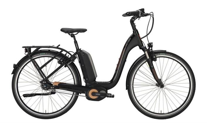 E-Bike Victoria e Manufaktur 9.4 2016