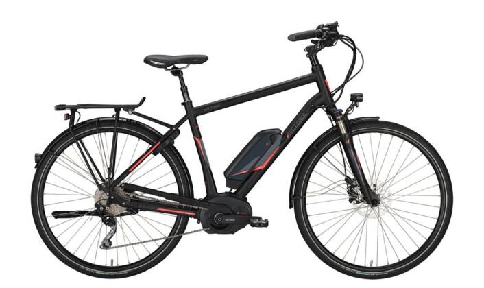 E-Bike Victoria e Trekking 8.8 2016