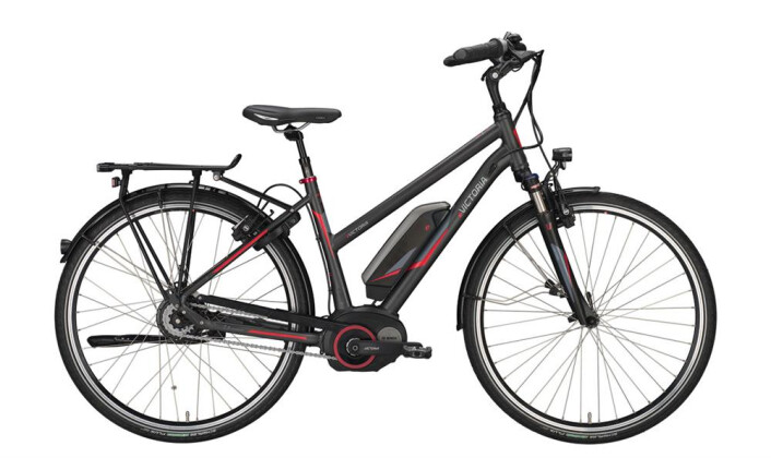 E-Bike Victoria e Trekking 7.8 2016