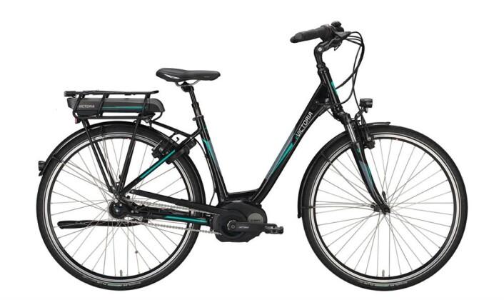 E-Bike Victoria e Trekking 7.3 2016