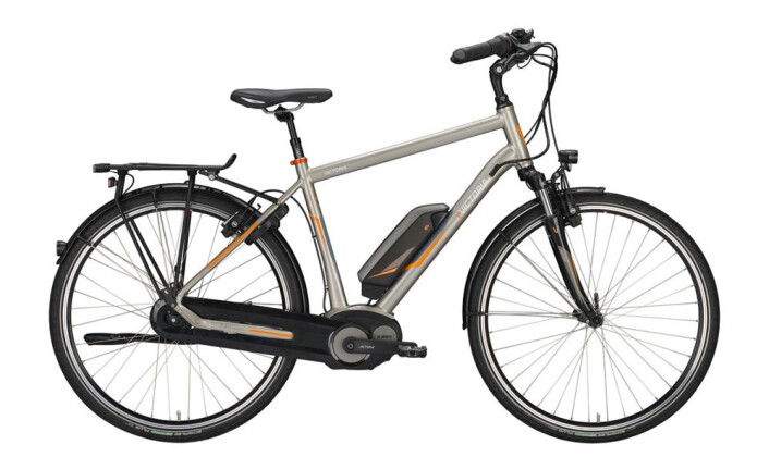 E-Bike Victoria e Trekking 7.4 H 2016