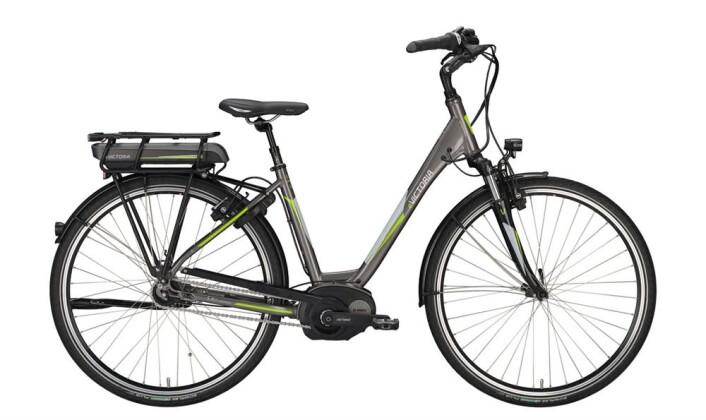 E-Bike Victoria e Trekking 5.8SE 2016