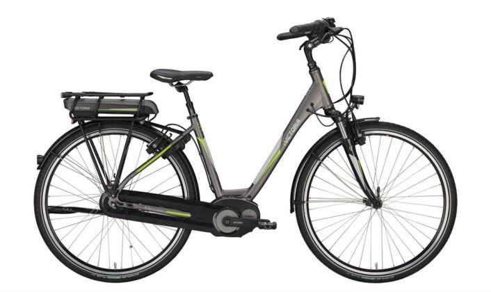 E-Bike Victoria e Trekking 5.7SE H 2016