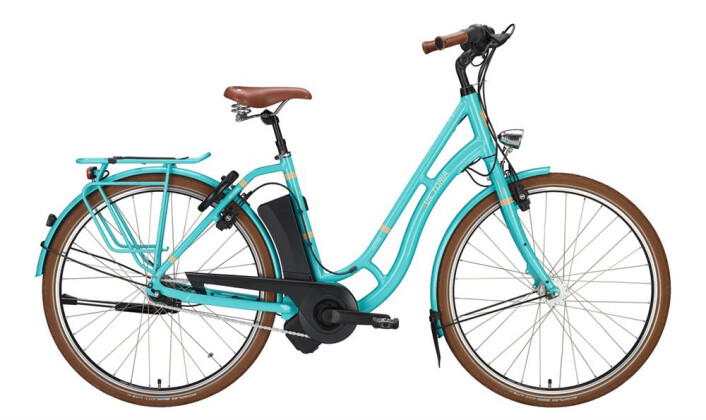 E-Bike Victoria e Retro 7.6 2016