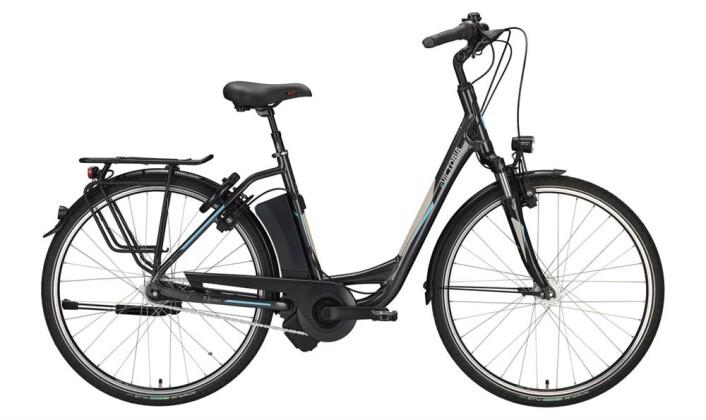 E-Bike Victoria e Urban 7.5 2016