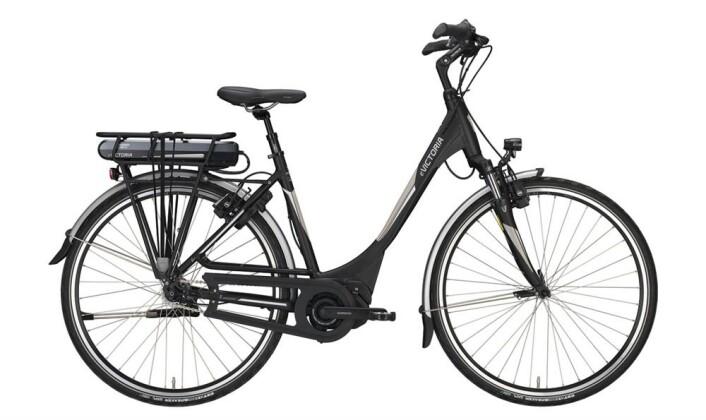 E-Bike Victoria e Holland 7.5 2016