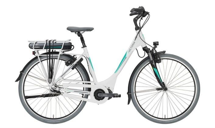 E-Bike Victoria e Holland 7.4 2016