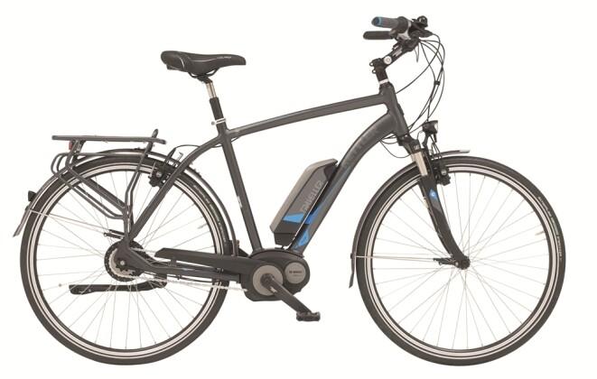 E-Bike Kettler Bike TRAV.E.T. Nuvin 2016