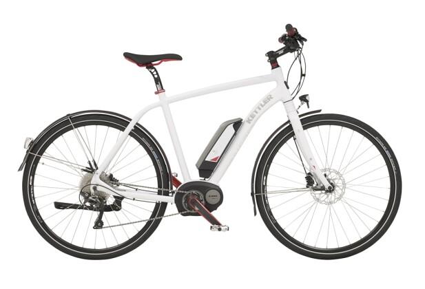E-Bike Kettler Bike Inspire E Breeze 2016