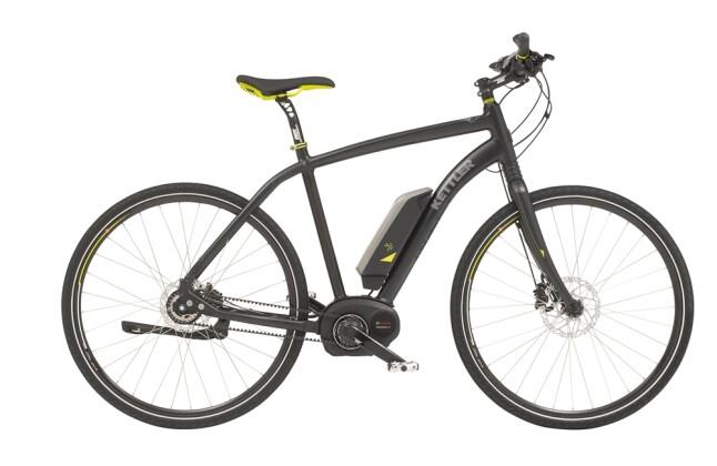 E-Bike Kettler Bike Inspire E Beltdrive 2016