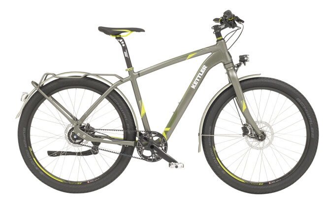 Urban-Bike Kettler Bike BOSTON BELTDRIVE 2016