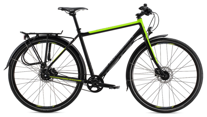 Citybike Breezer Bikes Beltway 8 + 2016