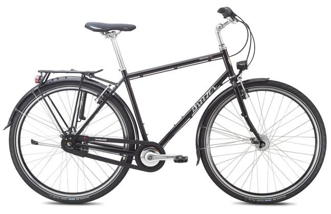 Citybike Breezer Bikes DOWNTOWN 8 EU 2016