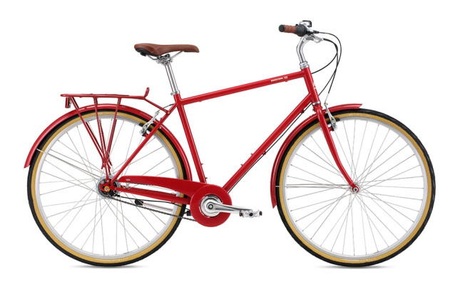 Citybike Breezer Bikes Downtown 8 2016