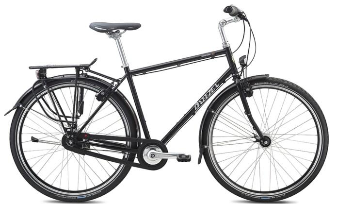 Citybike Breezer Bikes DOWNTOWN 8+ 2016