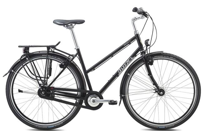 Citybike Breezer Bikes DOWNTOWN 8+ ST 2016