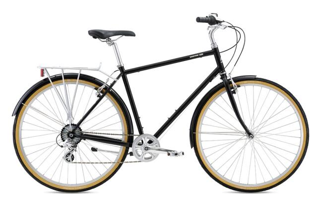 Trekkingbike Breezer Bikes Downtown EX 2016