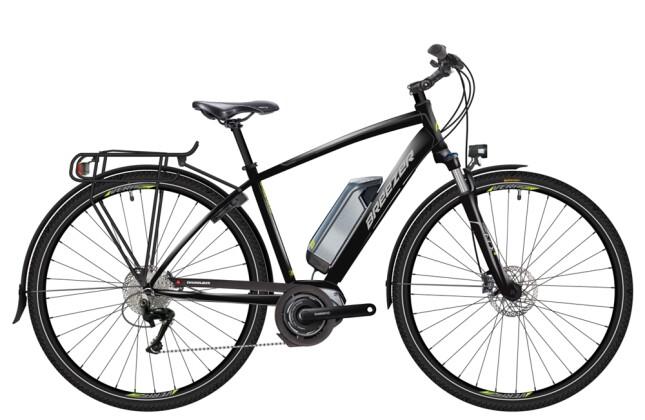 E-Bike Breezer Bikes Greenway + 2016
