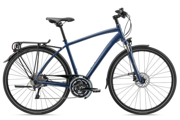 Trekkingbike Breezer Bikes Liberty 1S+ 2016