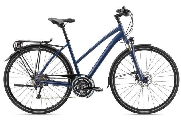 Trekkingbike Breezer Bikes Liberty 1S+ST 2016