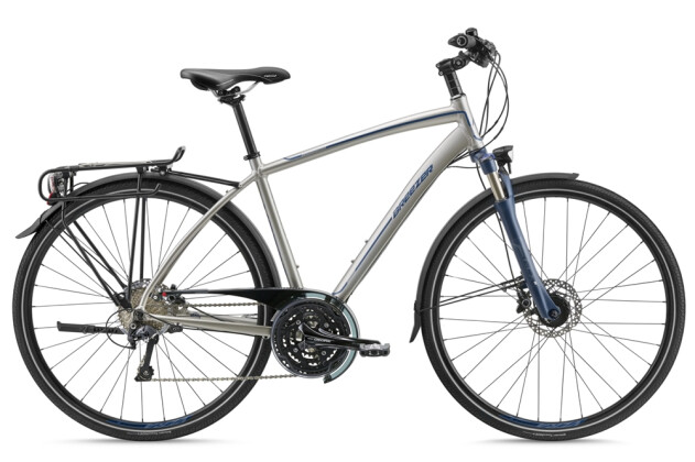 Trekkingbike Breezer Bikes Liberty 2S+ 2016
