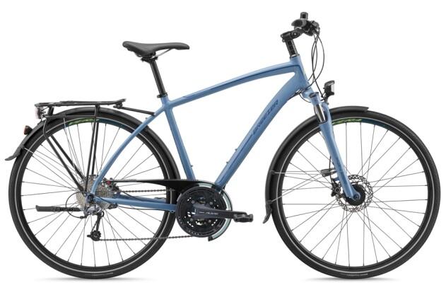 Trekkingbike Breezer Bikes Liberty 3S+ 2016