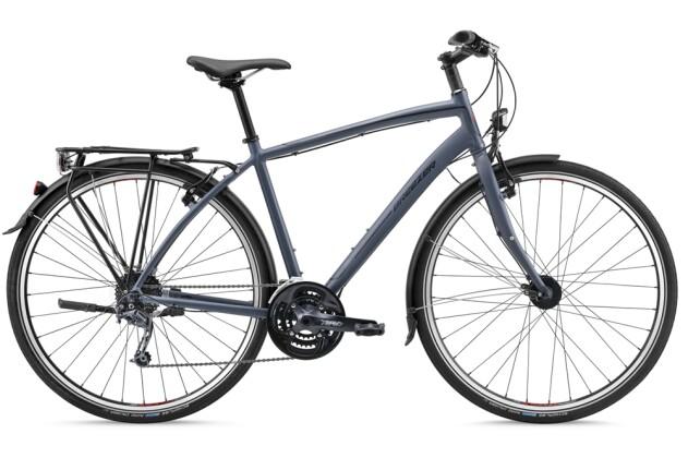 Trekkingbike Breezer Bikes Liberty 4R+ 2016